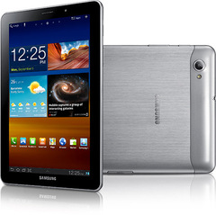 "TABLET SAMSUNG GALAXY P6800 ANDROID WIFI GPS TELA 7.7"" 3G ANATEL"