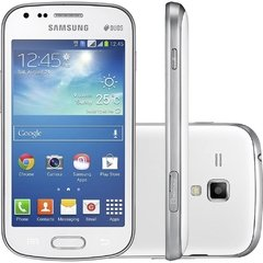 Samsung Galaxy S7562 S Duos 3g Android 4.0 Dual Chip branco