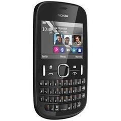 NOKIA ASHA 200 GRAFITE COM DUAL CHIP, QWERTY, CÂMERA 2MP, RÁDIO FM, BLUETOOTH - infotecline
