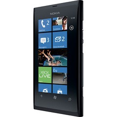 NOKIA LUMIA 800 PRETO WINDOWS PHONE 16GB 3G CAM 8MP - infotecline
