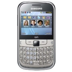 SAMSUNG CHAT 335 CHAMPANHE GOLD QWERTY, WI-FI, CÂMERA 2MP na internet