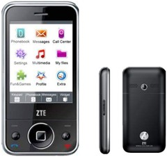 CELULAR DUAL CHIP N280 TOUCH SCREEN - CÂMERA VGA MP3 PLAYER ZTE ENTRADA RURAL - comprar online