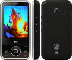 CELULAR DUAL CHIP N280 TOUCH SCREEN - CÂMERA VGA MP3 PLAYER ZTE ENTRADA RURAL - infotecline