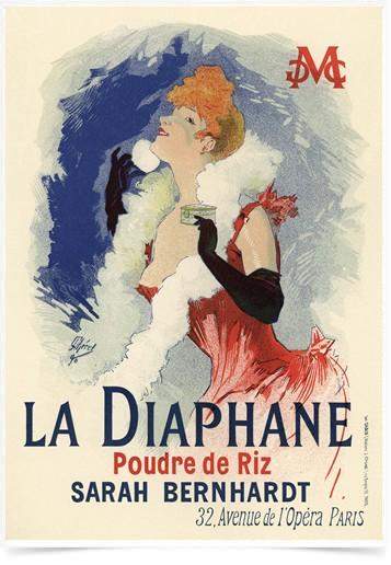 Poster The Belle Epoque La Diaphane