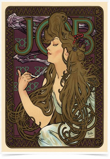 Poster The Belle Epoque Job