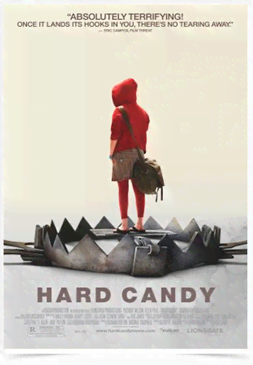 Poster Cinema Filme Hard Candy