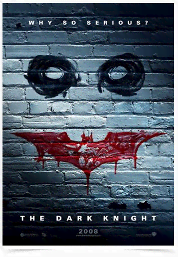 Poster Cinema Filme The Dark Knight 3
