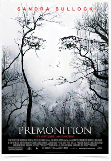 Poster Cinema Filme Premonition
