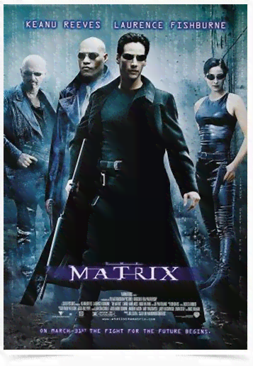 Poster Cinema Filme Matrix