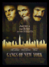 Quadro Poster Cinema Filme Gangs of New York
