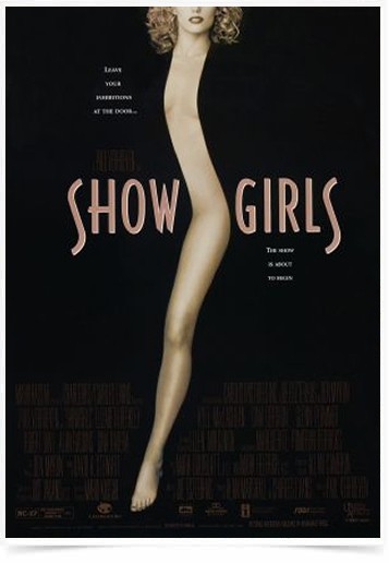 Poster Cinema Filme Show Girls