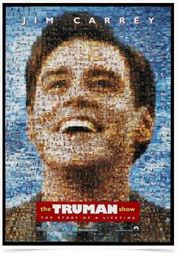 Poster Cinema Filme The Truman Show