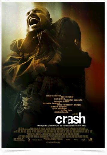 Poster Cinema Filme Crash
