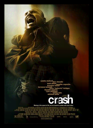 Quadro Poster Cinema Filme Crash