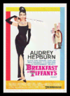Quadro Poster Cinema Filme Breakfast at Tiffanys