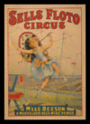 Quadro Poster Cinema Sells Floto Circus