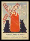 Quadro Poster Propaganda About Paris