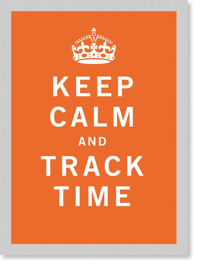 Quadro Poster Frases Keep Calm Track na internet