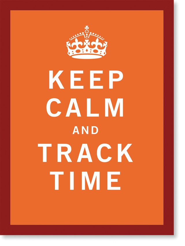 Quadro Poster Frases Keep Calm Track - loja online