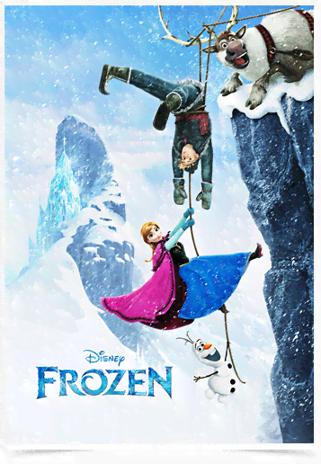 Poster Cinema Frozen 5
