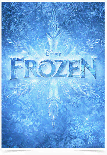 Poster Cinema Frozen 7