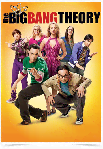 Poster Cinema The Big Bang Theory 9