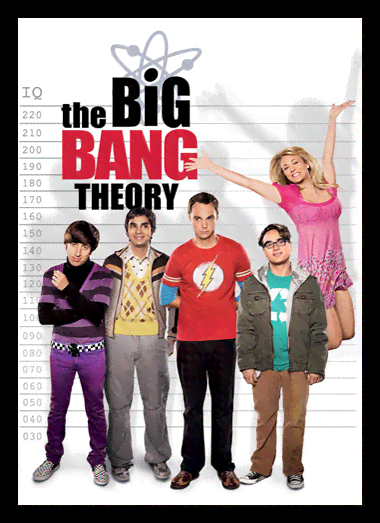 Quadro Poster Cinema The Big Bang Theory 10
