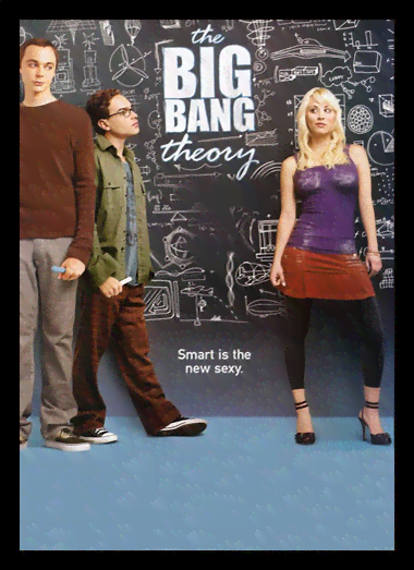 Quadro Poster Cinema The Big Bang Theory 12