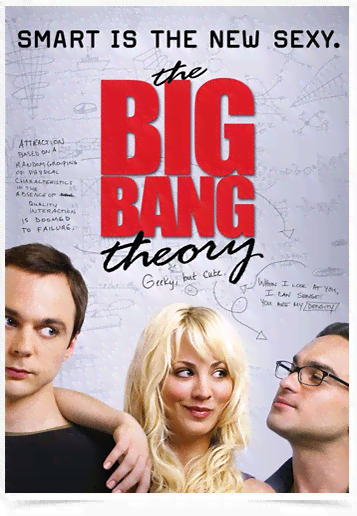 Poster Cinema The Big Bang Theory 13