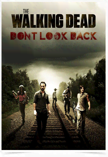 Poster Cinema The Walking Dead 1