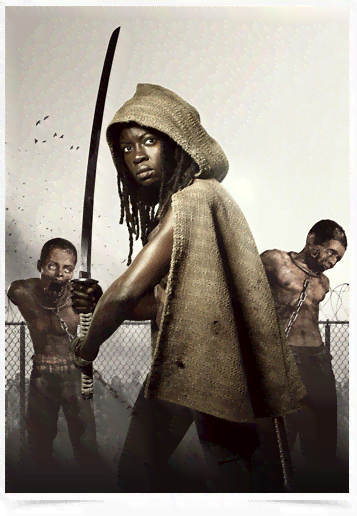 Poster Cinema The Walking Dead 2