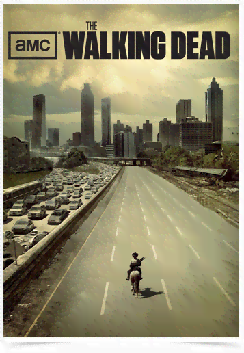 Poster Cinema The Walking Dead 6