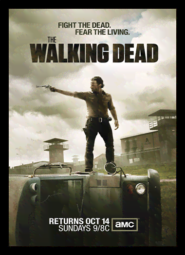 Quadro Poster Cinema The Walking Dead 11