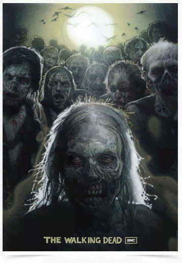 Poster Cinema The Walking Dead 13