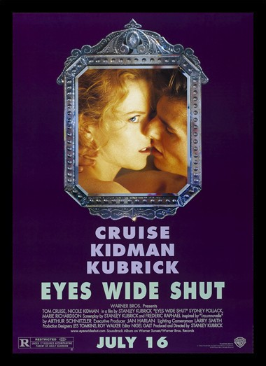 Quadro Poster Cinema Eyes Wide Shut 4