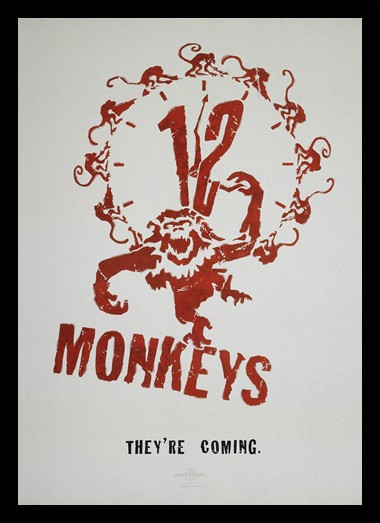 Quadro Poster Series 12 Monkeys 2