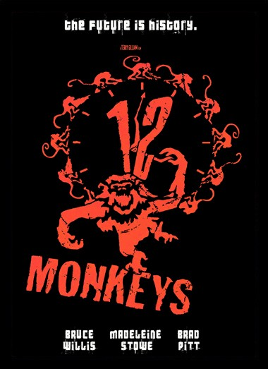 Quadro Poster Series 12 Monkeys 3