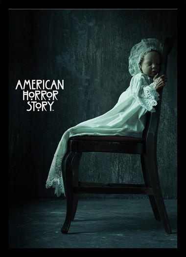Quadro Poster Series American Horror Story Baby