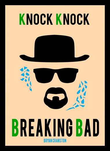 Quadro Poster Series Breaking Bad 37
