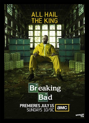 Quadro Poster Series Breaking Bad 11