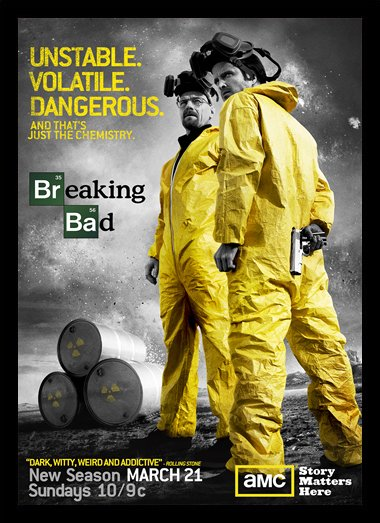 Quadro Poster Series Breaking Bad 19