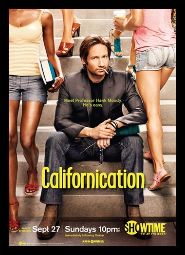 Quadro Poster Series Californication 1