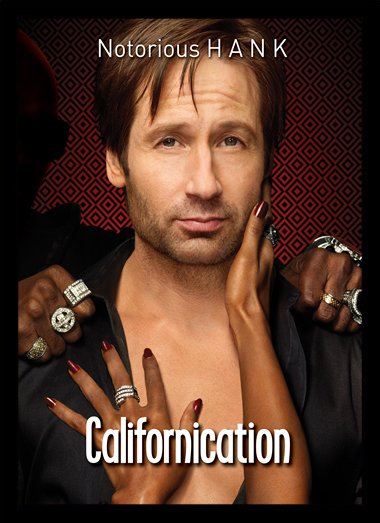 Quadro Poster Series Californication 2