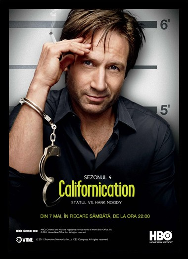 Quadro Poster Series Californication 3