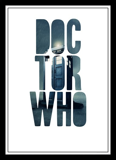 Quadro Poster Series Doctor Who 1