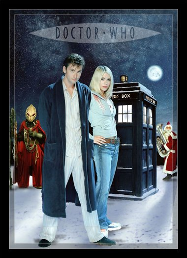 Quadro Poster Series Doctor Who 2