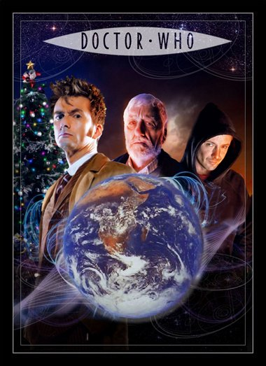 Quadro Poster Series Doctor Who 4