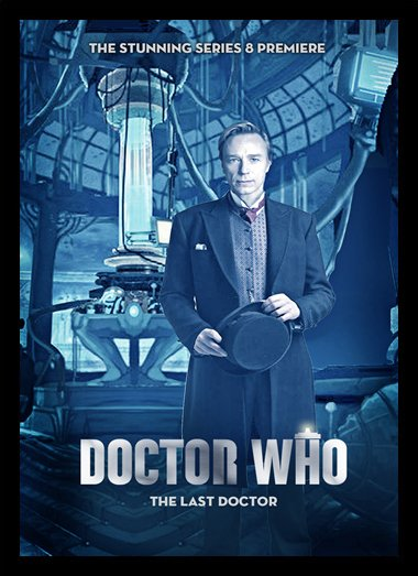 Quadro Poster Series Doctor Who 7