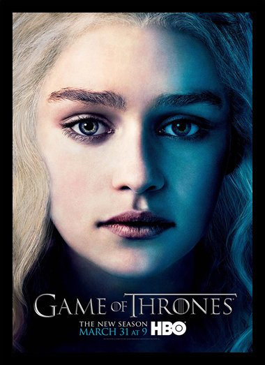 Quadro Poster Series Game of Thrones 1