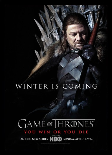 Quadro Poster Series Game of Thrones 10